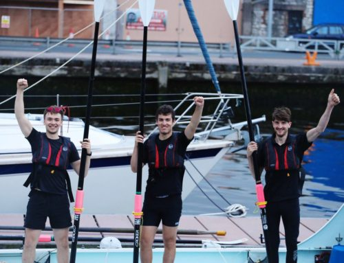 Relentless Rowers take on the Atlantic for CUH Children's Unit