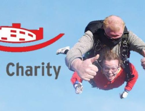 UCC Charity Skydive 2019