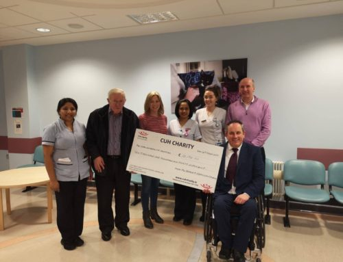 Kerry Community contributes over €156,000 to Cork University Hospital