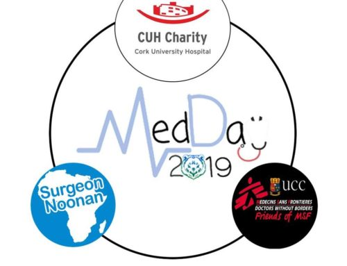 Show your support for UCC Med Day