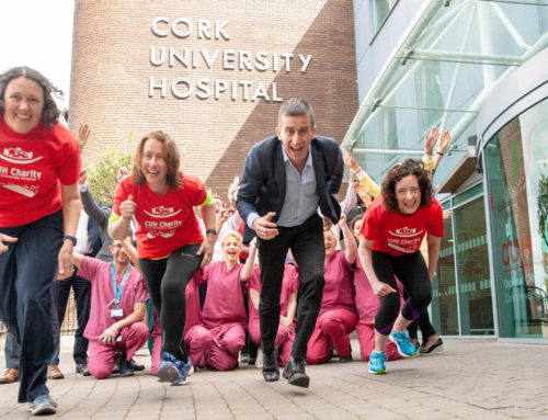 Launch of 'Run For Your Life in Cork City Marathon'