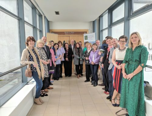 Launch of renovated Quiet Room at CUMH