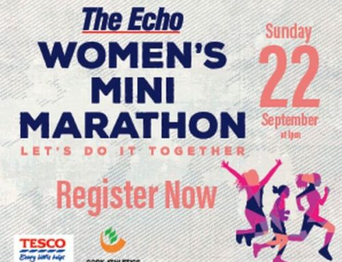Register to walk or run in the Echo Women's Mini Marathon