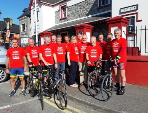 Please support the Mizen to Malin Head Cycle in aid of the Aoife O'Sullivan Oncology Education Fund.