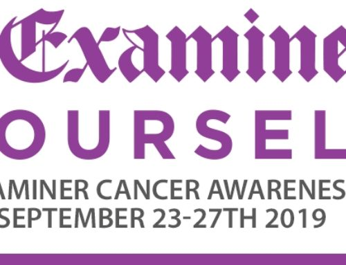 IRISH EXAMINER CANCER AWARENESS WEEK, 23-27 SEPT