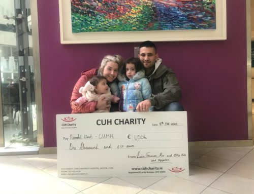 5k a day run in January raises funds for Neonatal Unit