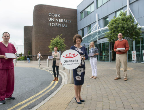 APPLE 'STRIKE AGAINST STROKE' CAMPAIGN RAISES OVER €100,000 FOR STROKE UNIT APPEAL