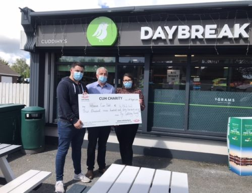 Cuddihy's Daybreak Triathlon Fundraiser in support of ICU