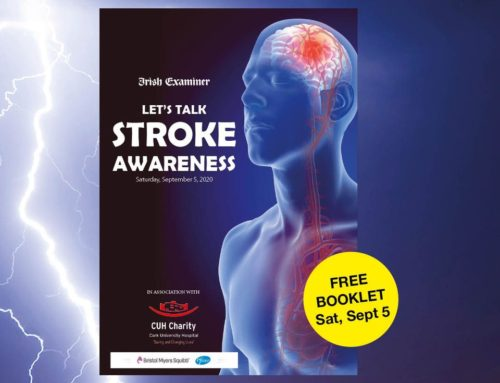 IRISH EXAMINER STROKE AWARENESS WEEK SEPTEMBER 5TH -11TH