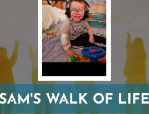 'Sam's Walk of Life' Fundraiser supports paediatric emergency team heroes