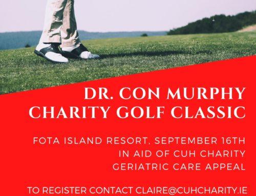 Dr. Con Murphy Golf Classic sponsored by Noel Deasy Motors