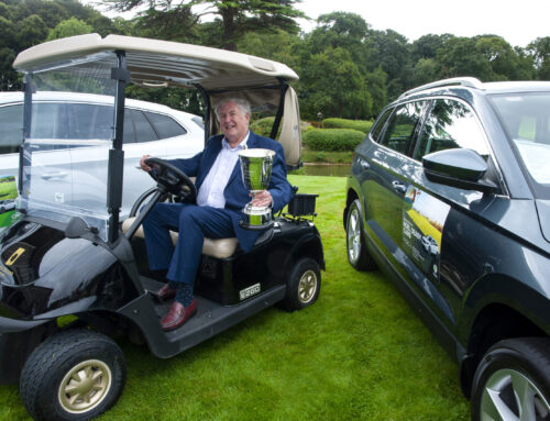 Dr Con Murphy Charity Golf Classic Supported by Noel Deasy Cars